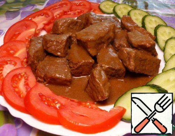Beef on Flemish Recipe