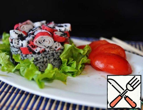 Japanese-Style Crab Salad Recipe