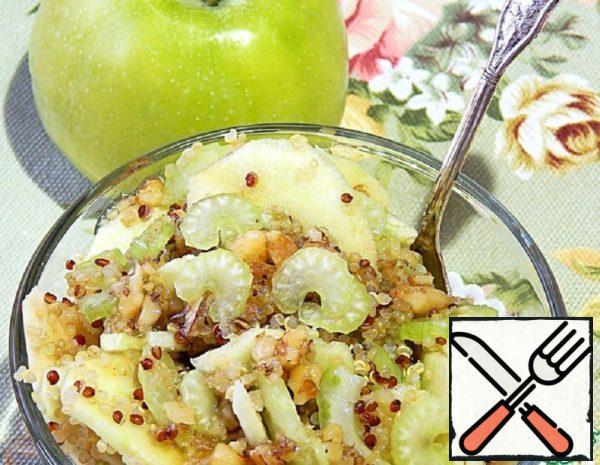 Salad with Quinoa Recipe