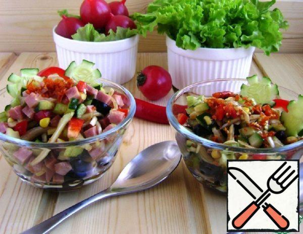 "Salad ""Fiesta Mexicana"" Recipe"