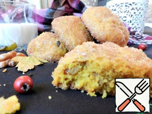 Cookies bake in a preheated 180 degree oven until tender 25-30 minutes. Cookies are bright, fragrant and very tasty!!! With a mug of tea or a glass of milk...