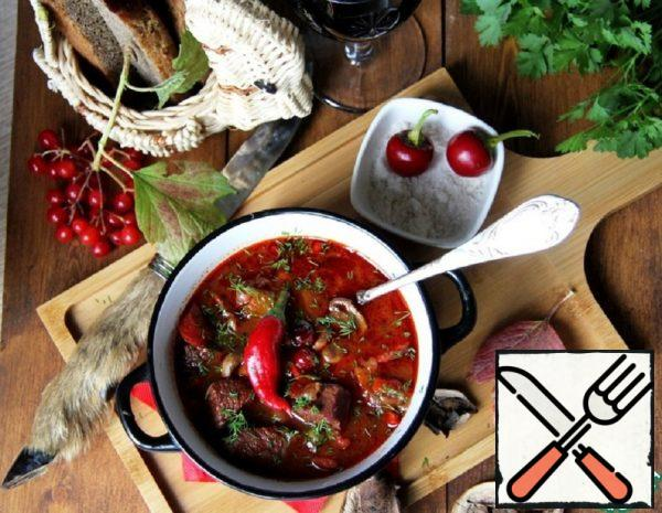 Hunting Soup Recipe