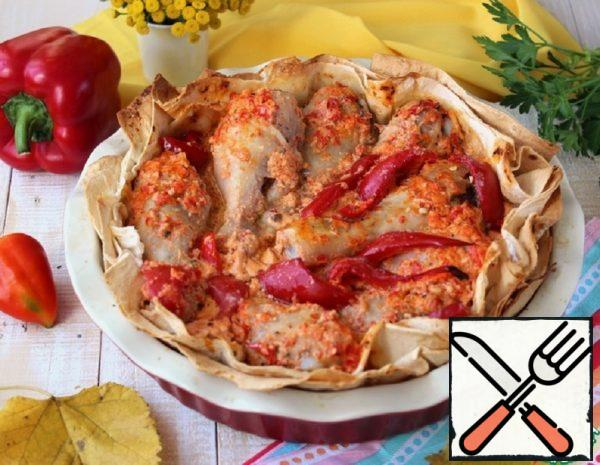 Chicken in Armenian Recipe