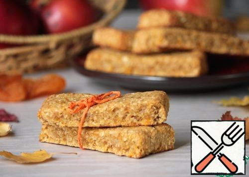 Enjoy delicious bars not to the detriment of the figure.