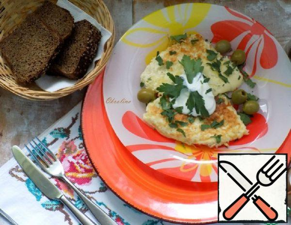 Cabbage Casserole in The Pan Recipe