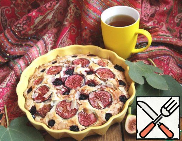 Fig and BlackBerry Pie Recipe