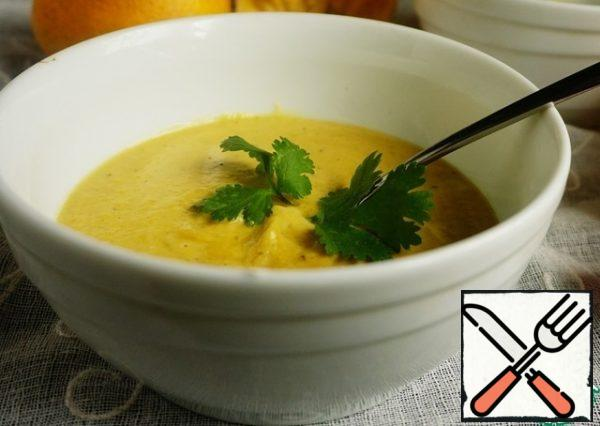 Soup is ready!