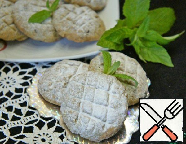 Mint-Chocolate Chip Cookies Recipe