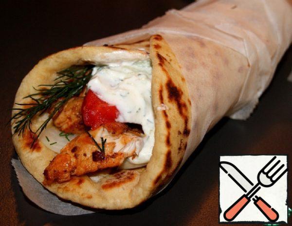 Greek Pita Recipe