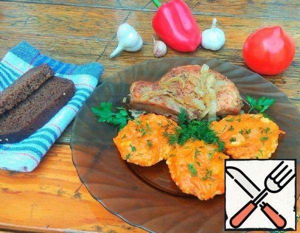 Rice Balls in Vegetable Sauce Recipe