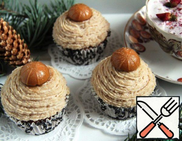 """Cupcakes """"Mont Blanc"""" Recipe"""