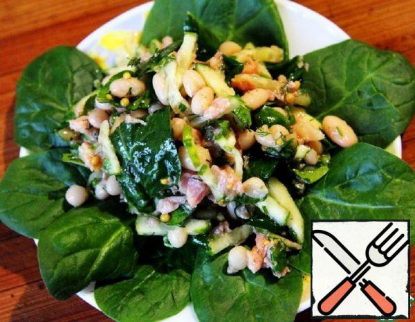 Salad with Tuna and Beans Recipe
