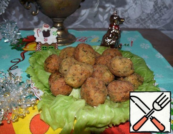 Egg Meatballs Recipe