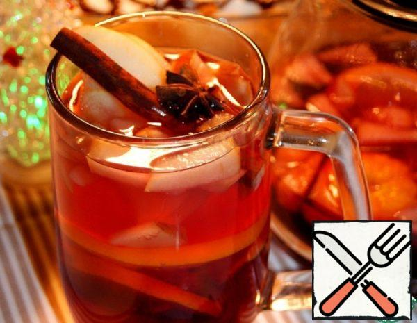 Fragrant Mulled Wine for Every Taste Recipe