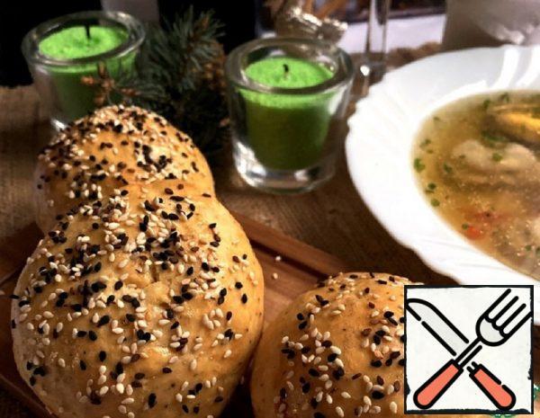 Bread Buns Recipe