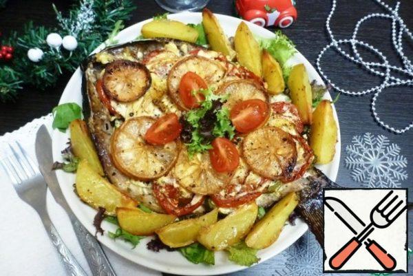 The Koktal is ready, Bon appetit!