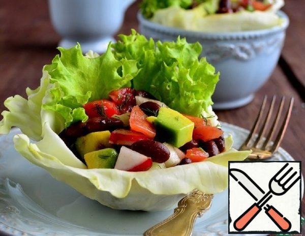 "Salad ""Spring"" Recipe"