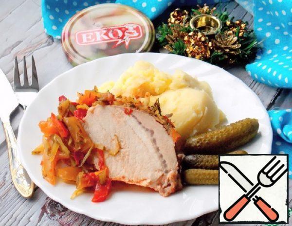 "Pork ""Mystery of Taste"" Recipe"