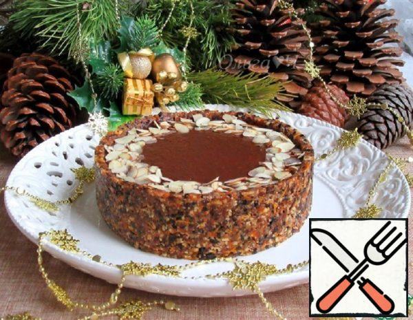Chocolate-Nut Lenten Cake Recipe