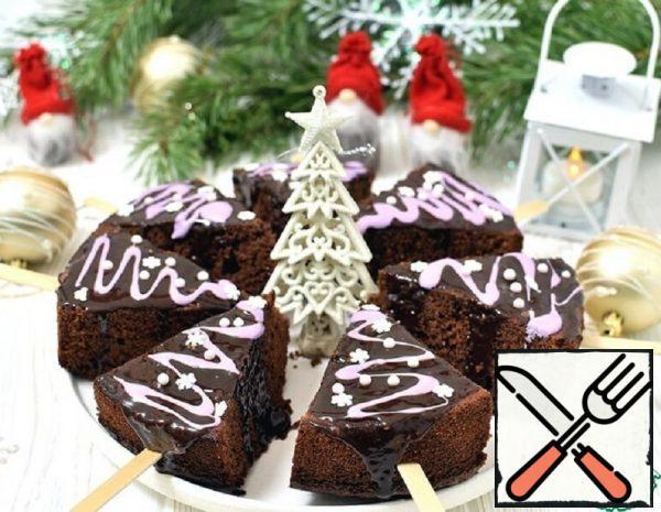 New Year's Brownies Recipe