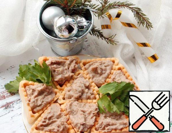 Snack Fish Tartlets Recipe