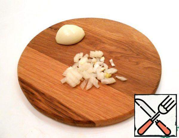 onions (can be replaced with green onions).