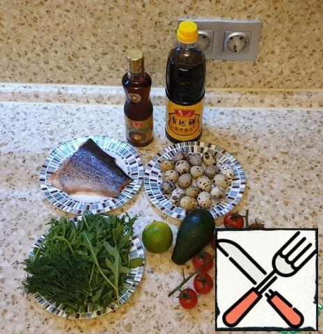 The photo shows the necessary ingredients.