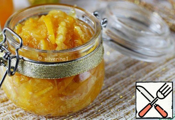 Quick Tangerine Jam Recipe