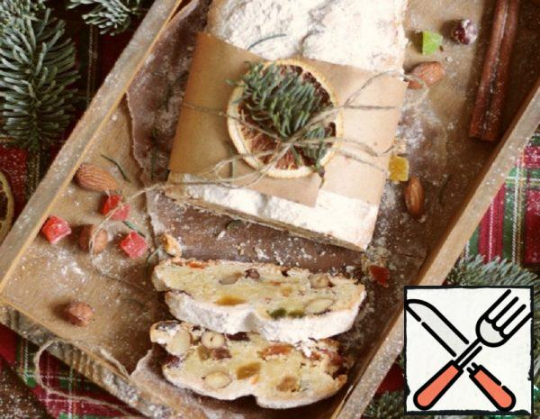 Cheese Stollen Recipe
