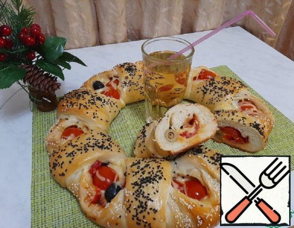 Pie-Pizza Recipe