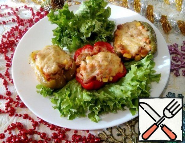 Stuffed Bell Peppers Recipe