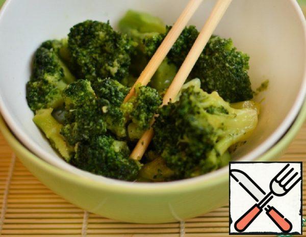 Broccoli in Oyster Sauce Recipe