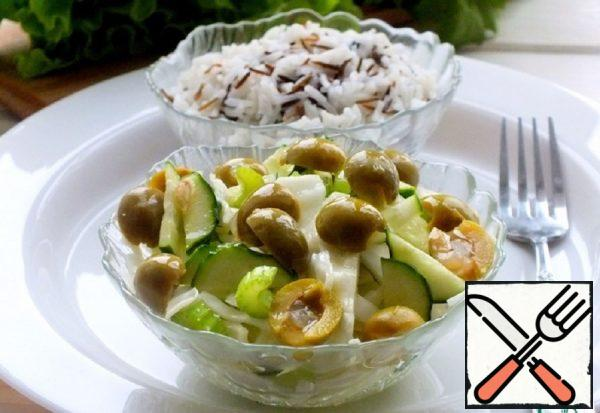 "Salad ""Green"" Recipe"