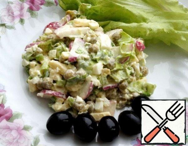 "Salad ""English"" Recipe"