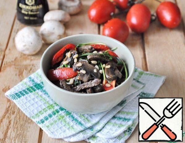 Warm Salad of Liver Recipe