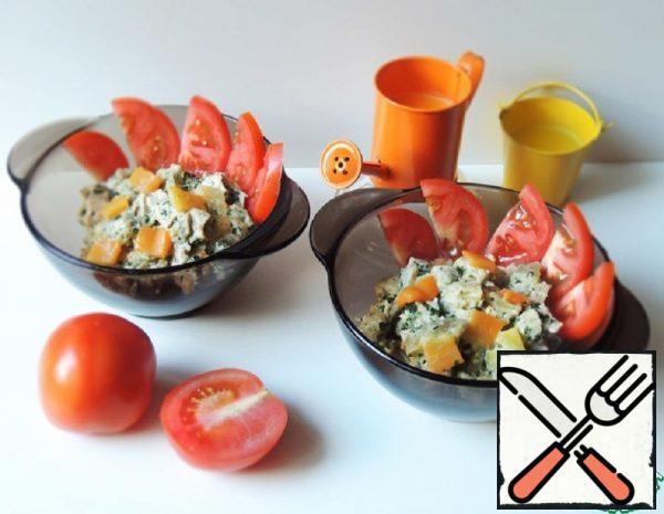 Meat Salad Recipe