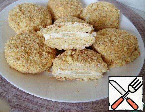 Tender Cakes Recipe