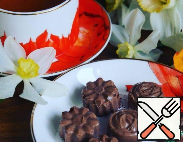 Banana Candies with Coconut Oil Recipe