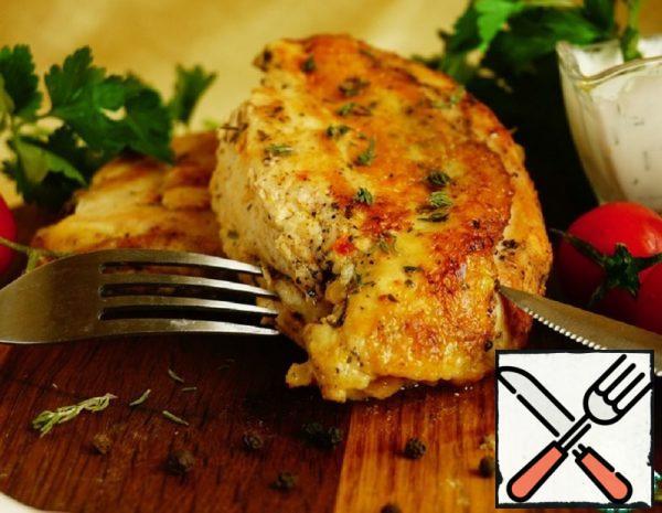 Chicken Breast on Cypriot Recipe