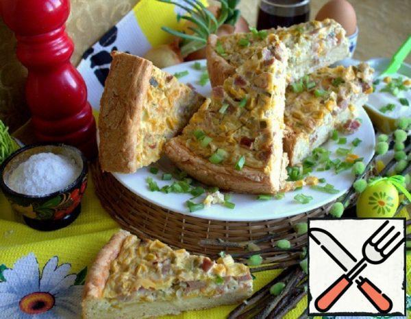 Pie-Snack Recipe