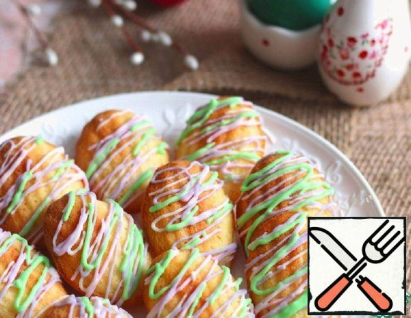 Madeleine's Tangerine Cookies Recipe