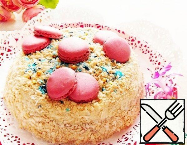 Homemade Pancake Cake Recipe