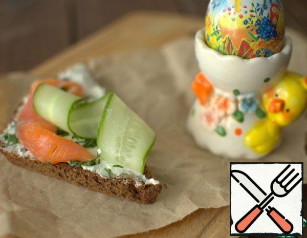 Holiday Sandwich Recipe