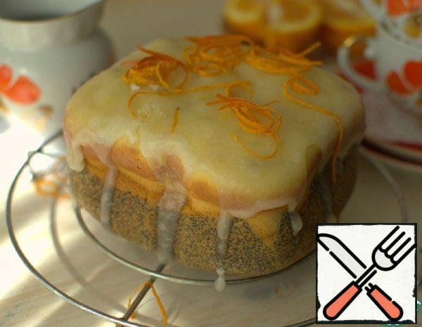 Poppy-Citrus Cupcake Recipe