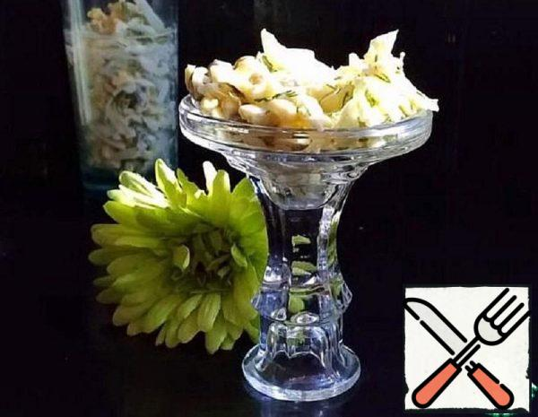 """The Chinese Cabbage Salad """"Simple"""" Recipe"""