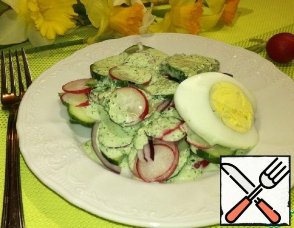 "Salad ""Simple"" Recipe"