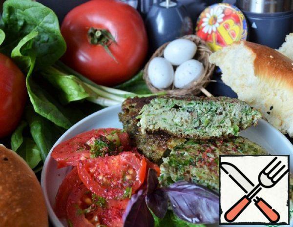 Fried Eggs on Azerbaijan Recipe