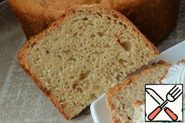 Banana Bread with Dates and Raisins Recipe