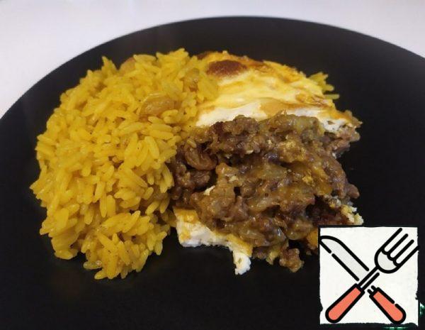 Bubuti with Yellow Rice Recipe