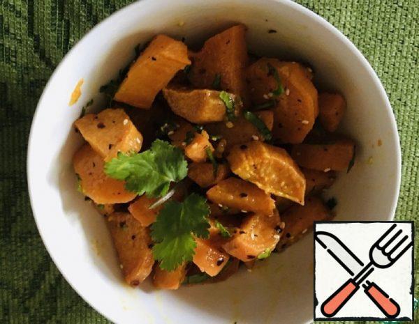 Sweet Potato Flavored Recipe